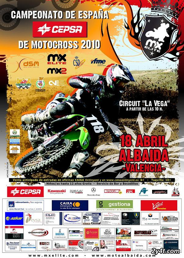 Albaida MX Elite