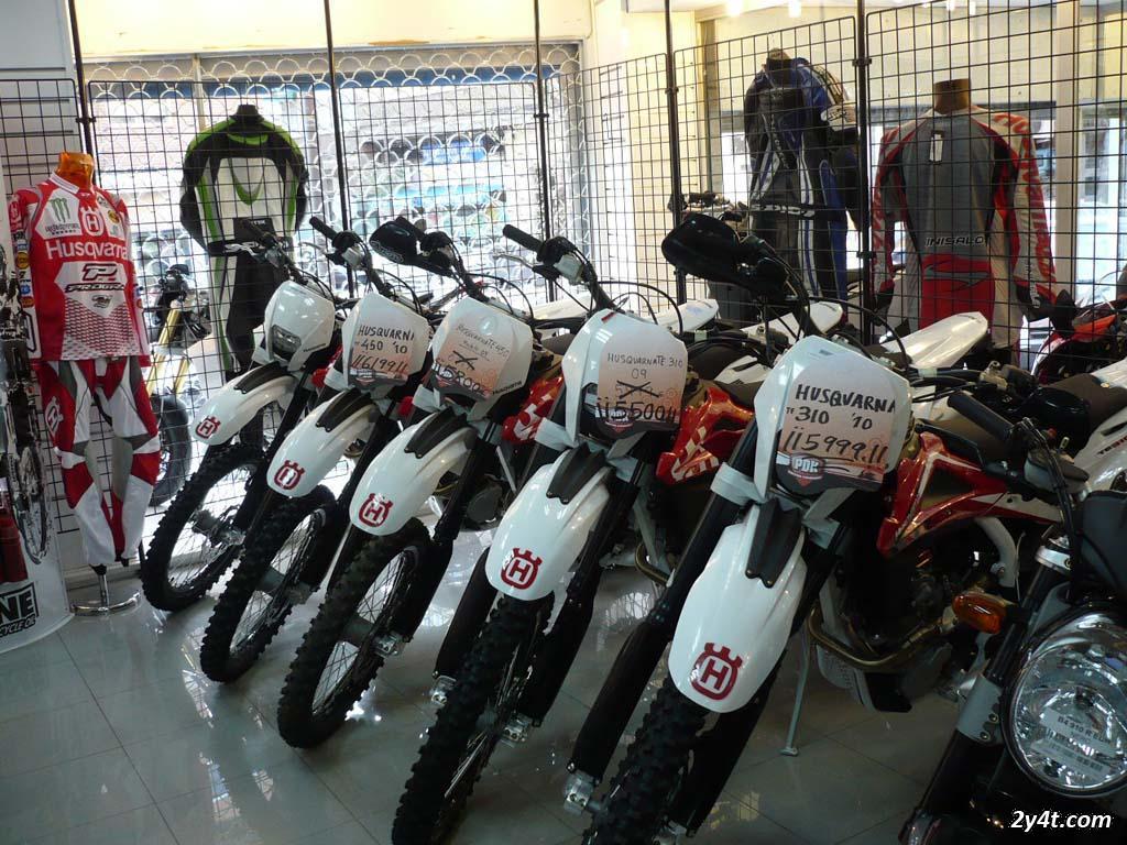 Concesionario motos alcobendas