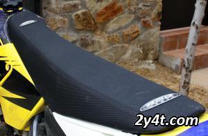 Los test de 2y4t.com: Asiento SDG USA de MOTOCROSSCENTER para Suzuki RME