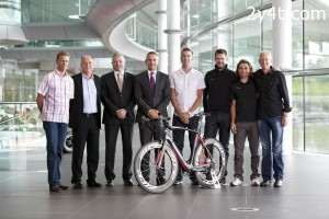 Specialized y McLaren prolongan su colaboración