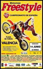 Este sábado se celebrará la 2ª prueba del nacional de Freestyle en Valencia