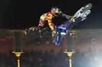 Tom Pagès repite triunfo y sale a hombros de Las Ventas en el Red Bull X-Fighters de Madrid