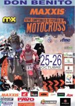Última cita del nacional de Motocross