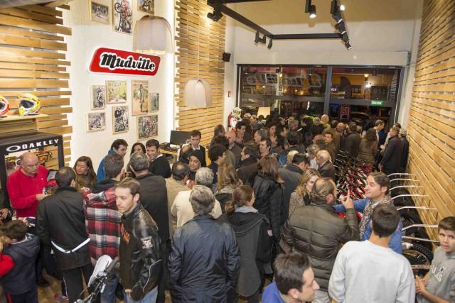 Inauguración de Mudville en Las Rozas de Madrid