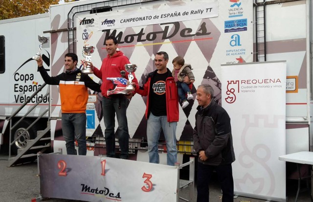 Marc Solá vence en Requena