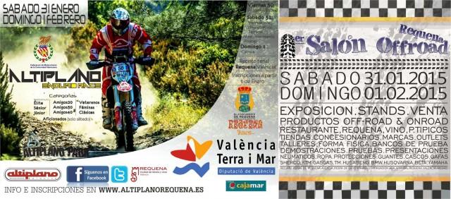 Altiplano Enduro Race, 31 de enero