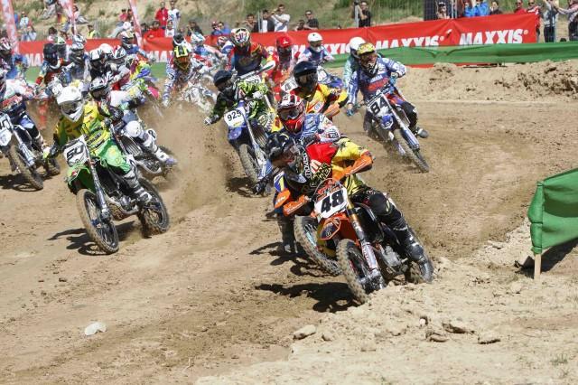 El nacional de Motocross arrancará el cuarto fin de semana de febrero