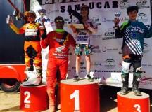 Vopilov, Villegas, Vico y Haro se llevan la victoria en Sanlúcar