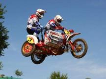 Gran trabajo del MC Las Arenas para el Mundial de Sidecarcross
