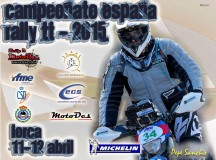Lorca se prepara para su nacional de Rally TT
