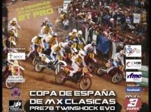 Yunquera de Henares clausura la Copa de España de MX Clásicas