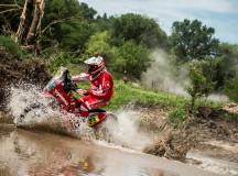 HIMOINSA Racing Team: ¡PASADOS POR AGUA!
