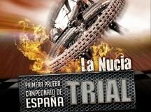 La Nucía inaugura el SPEA RFME Campeonato de España de Trial 2016