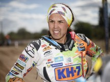 SANZ LAIA (spa) KTM ambiance portrait during the Dakar 2016 Argentina,  Bolivia, Etape 8 / Stage 8, Salta - Belen,  from  January 11, 2016 - Photo Florent Gooden / DPPI
