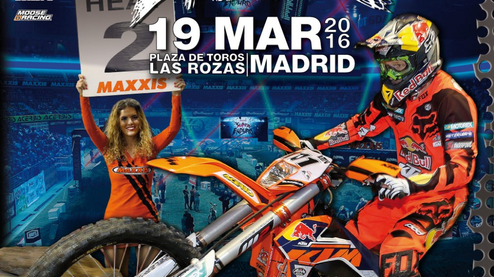Maxxis FIM SuperEnduro World Championship GP of Spain